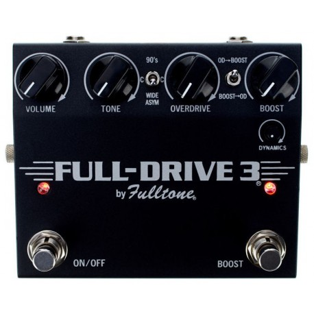Fulltone Fulldrive 3 Standard Black
