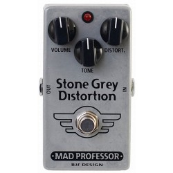 Mad Professor Stone Grey Distortion PCB