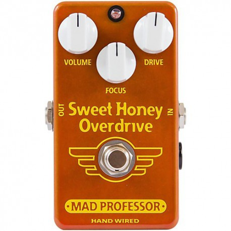 Mad Professor Sweet Honey Overdrive PCB