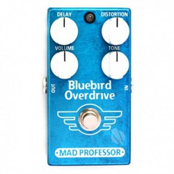 Mad Professor Bluebird Overdrive with Delay PCB