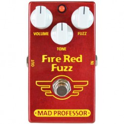 Mad Professor Fire Red Fuzz PCB