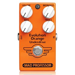 Mad Professor Evolution Orange Underdrive PCB