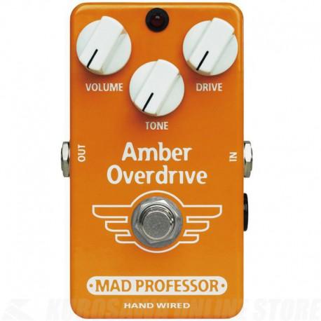 Mad Professor Amber Overdrive PCB