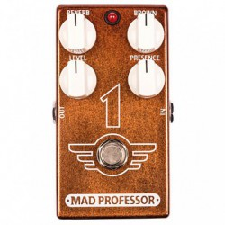 Mad Professor 1 Distortion & Reverb PCB