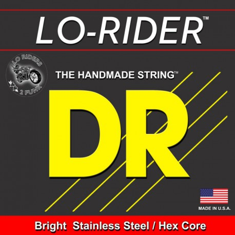 DR Strings Lo Rider XLH30 Extra-Lite