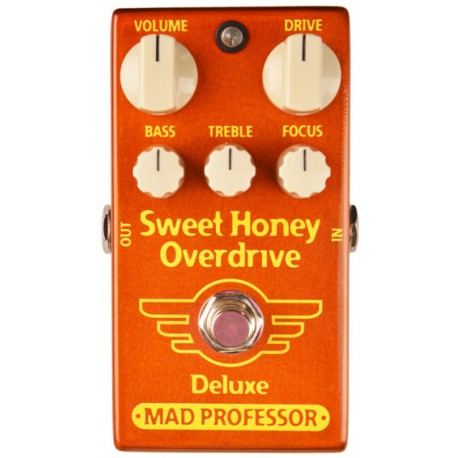Mad Professor Sweet Honey Overdrive Deluxe PCB