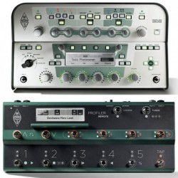 Kemper Profiler Head White + Profiler Remote Set
