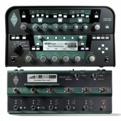 Kemper Profiler Head Black + Profiler Remote Set