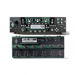 Kemper Profiler Rack + Profiler Remote Set