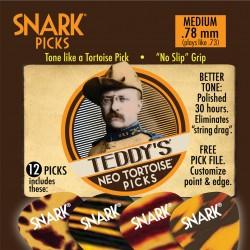 Snark Teddy's Neo Tortoise medikad 12-pakk