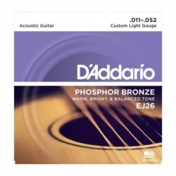 Daddario EJ26 Phosphor Bronze