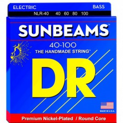 DR Strings Sunbeams NLR40 Lite