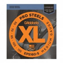 Daddario EPS160-5 ProSteels