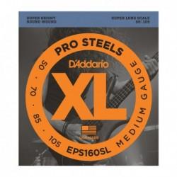 Daddario EPS160SL ProSteels