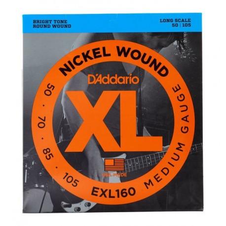Daddario EXL160 Bass