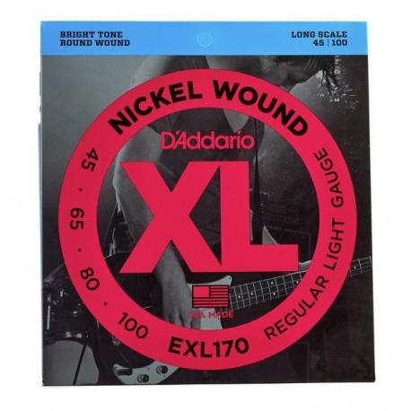 Daddario EXL170 Bass