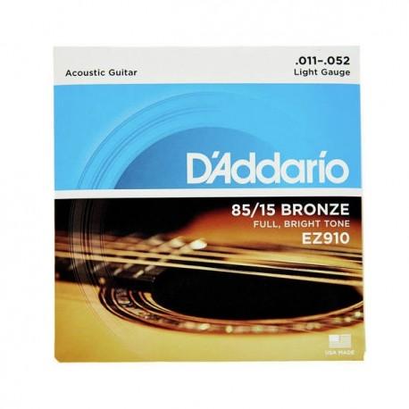 Daddario EZ910 Bronze