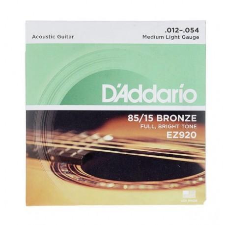 Daddario EZ920 Bronze