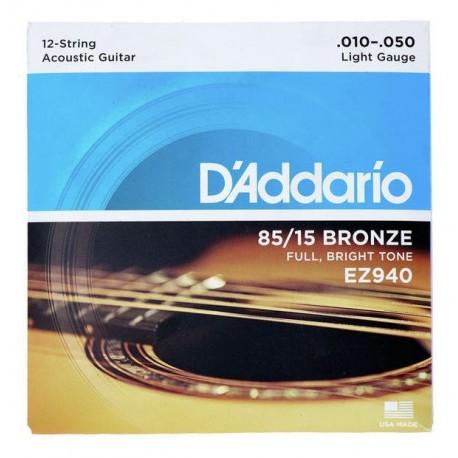 Daddario EZ940 Bronze