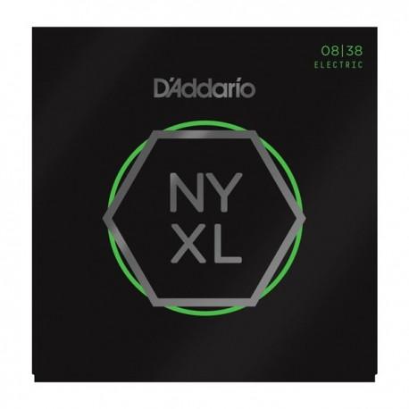 Daddario NYXL 8-38