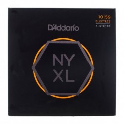 Daddario NYXL 10-59 7-String