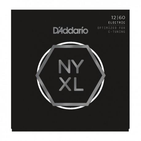 Daddario NYXL 12-60 Extra Heavy