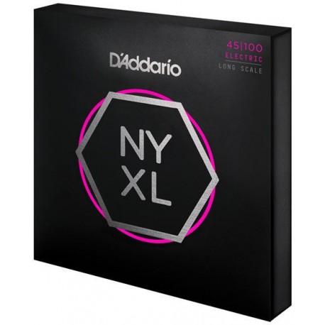Daddario NYXL Bass 45-100