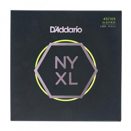 Daddario NYXL Bass 45-105