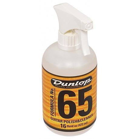 Dunlop 6516 Guitar Polish & Cleaner 16oz