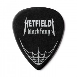 Dunlop Hetfields Black Fang