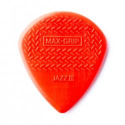 Dunlop Max-Grip Jazz III Stiffo