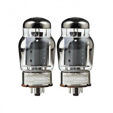Tung-Sol 6550 Platinum Matched Pair