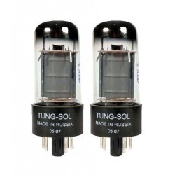 Tung-Sol 6V6GT Platinum Matched Pair