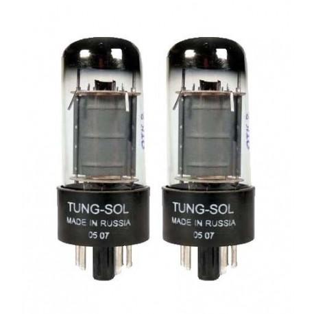 Tung-Sol 6V6GT Platinum Matched Pair
