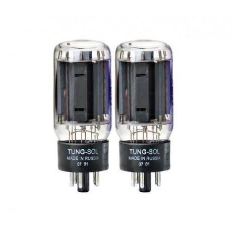 Tung-Sol 6L6GC STR Platinum Matched Pair