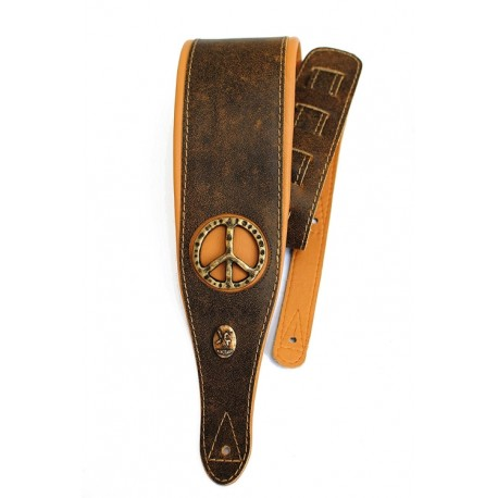 Minotaur Peacemaker Brown Bass Strap