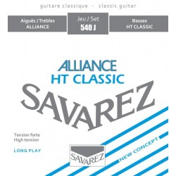 Savarez 540J Alliance HT Classic High Tension