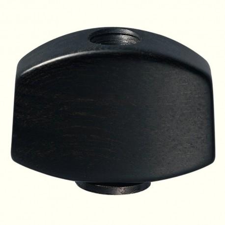 Schaller Machine Head Button M6 Ebony Small