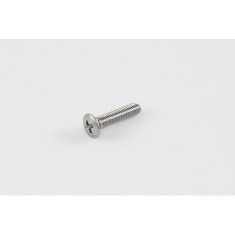 Allparts Chrome Short Tuner Button Screws