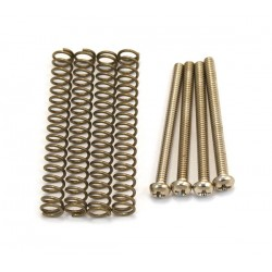 Allparts Nickel Humbucking Screws