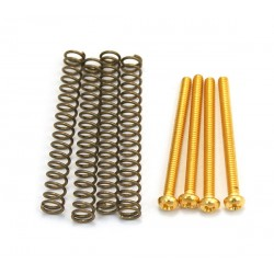 Allparts Gold Humbucking Screws