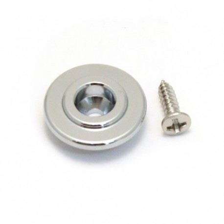 Allparts Chrome Bass String Guide