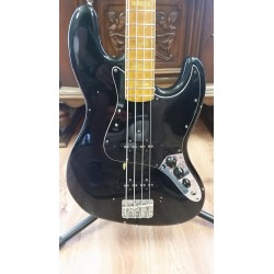 Fender Jazz Bass Black 1976