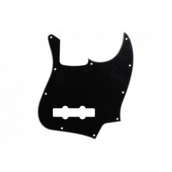Allparts Black Pickguard for Jazz Bass