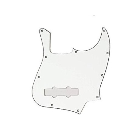 Allparts Parchment Pickguard for Jazz Bass