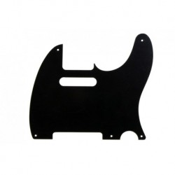 Allparts Black Pickguard for Telecaster