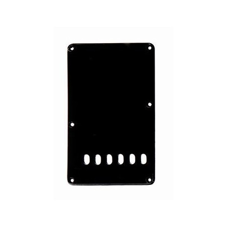 Allparts Black Tremolo Spring Cover