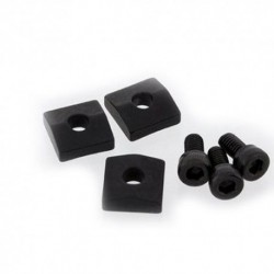 Allparts Floyd Rose Black Nut Blocks
