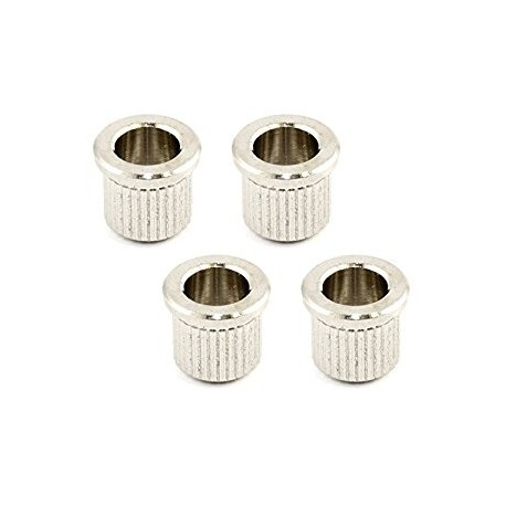 Allparts Nickel Bass Ferrules