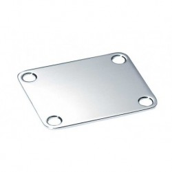 Allparts Chrome Neckplate